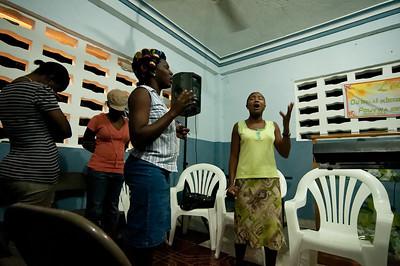 Grace Church, Jacmel, Haiti